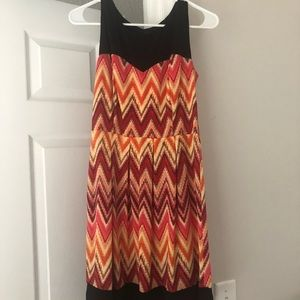 Fun flimsy summer dress